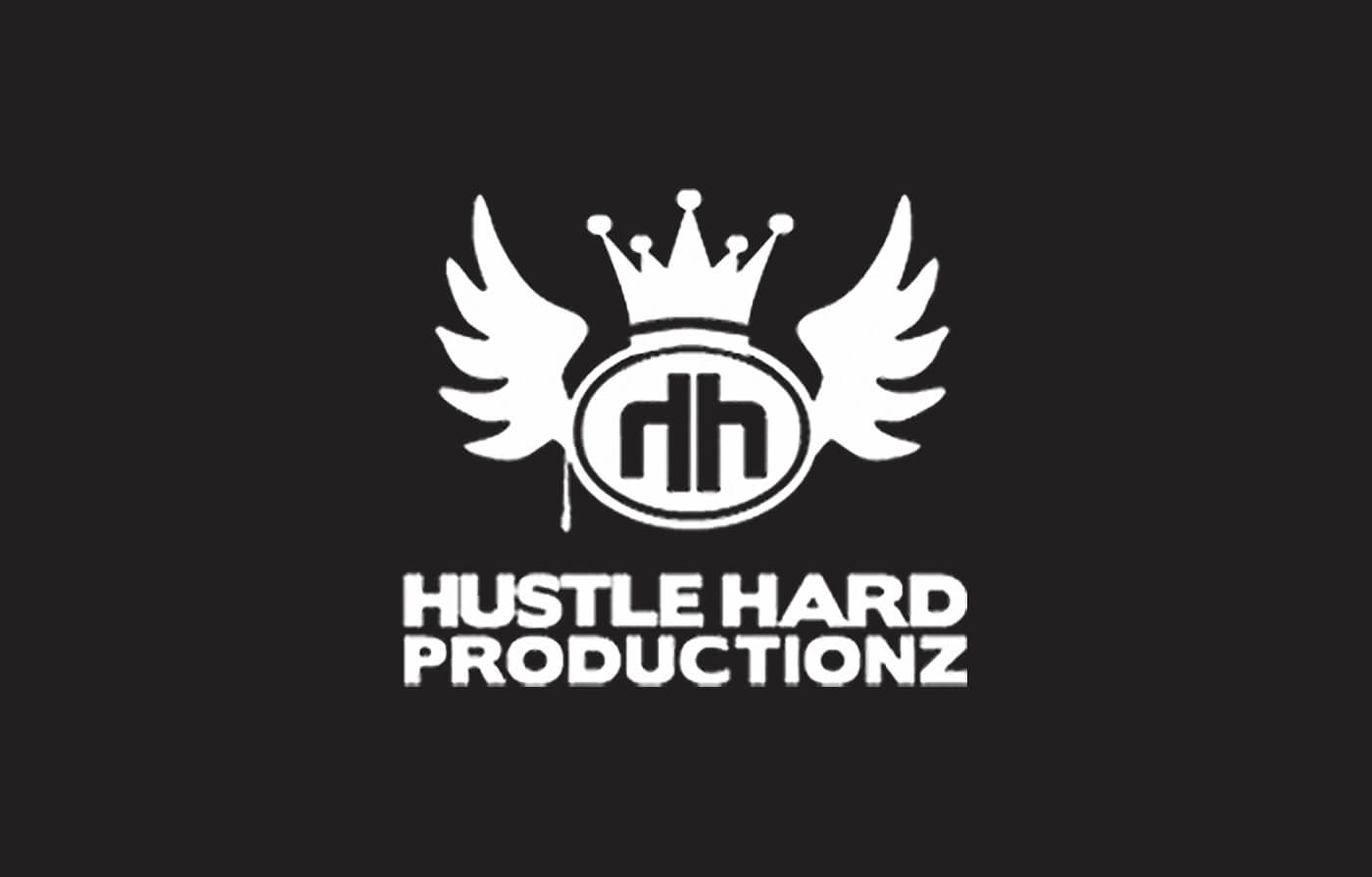 2009 Hustle Hard Productionz logo