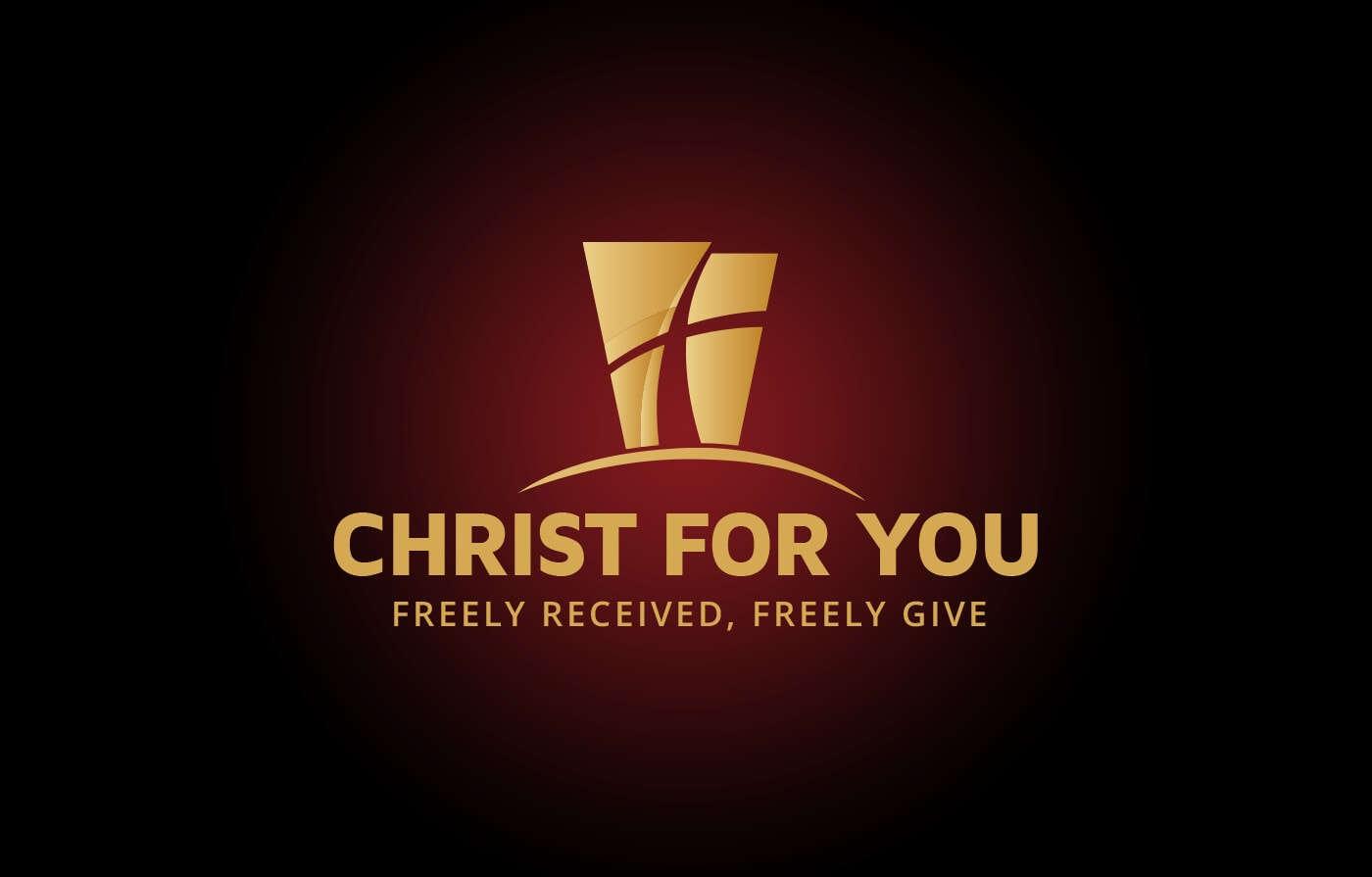 2017 Christ For You logo