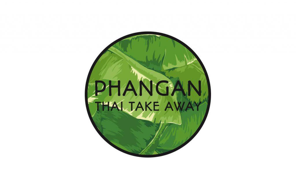 2016 Phangan Thai Take Away logo