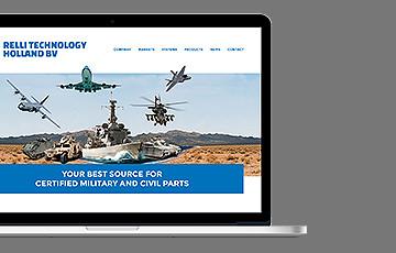 Relli Technology Webdesign