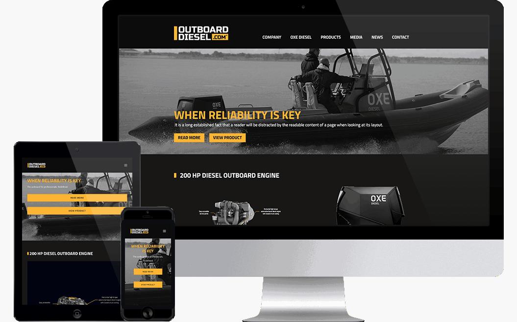 Website Outboard Diesel