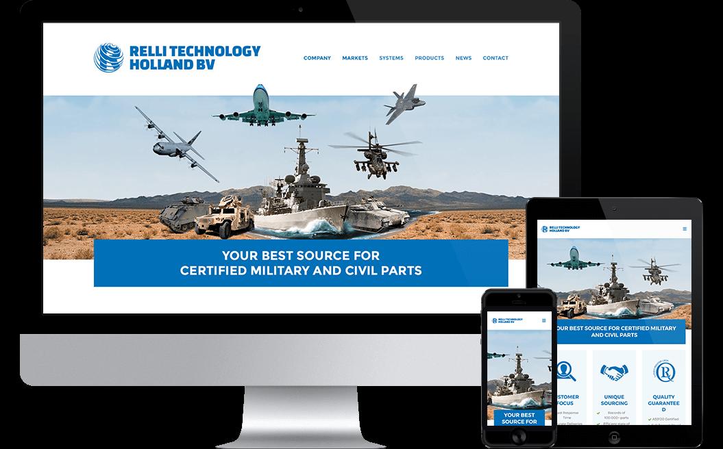 Website Relli Technology