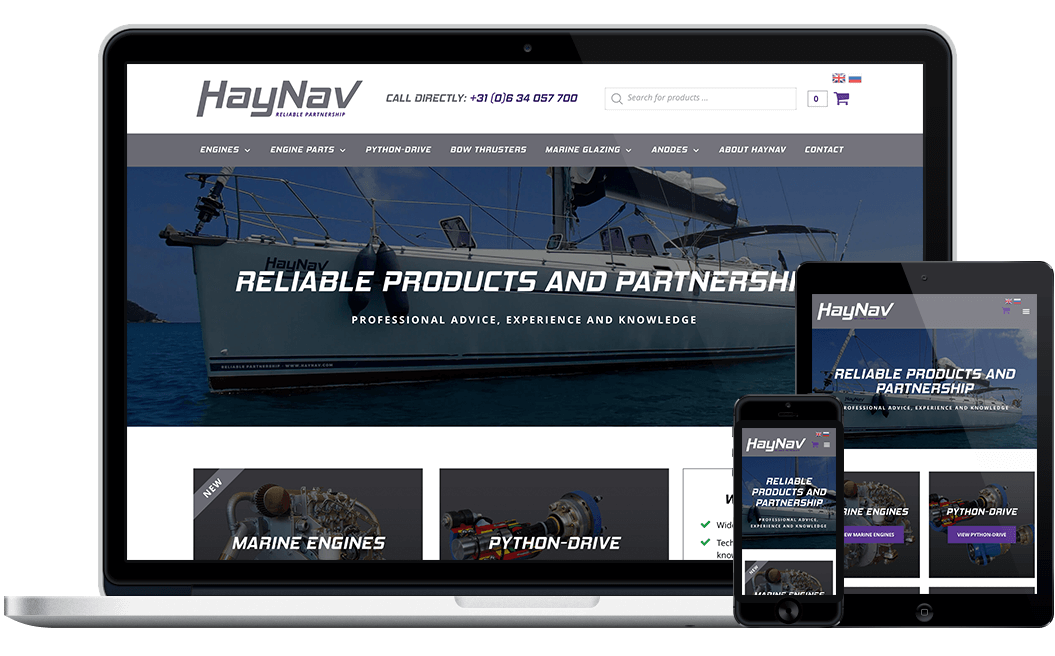 HayNav Webshop