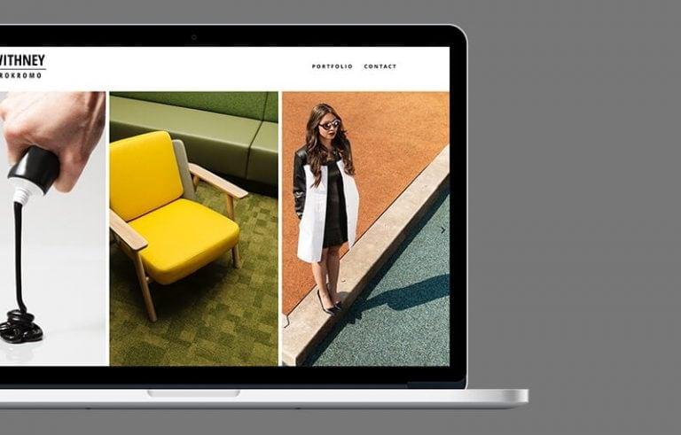 Withney Irokromo webdesign