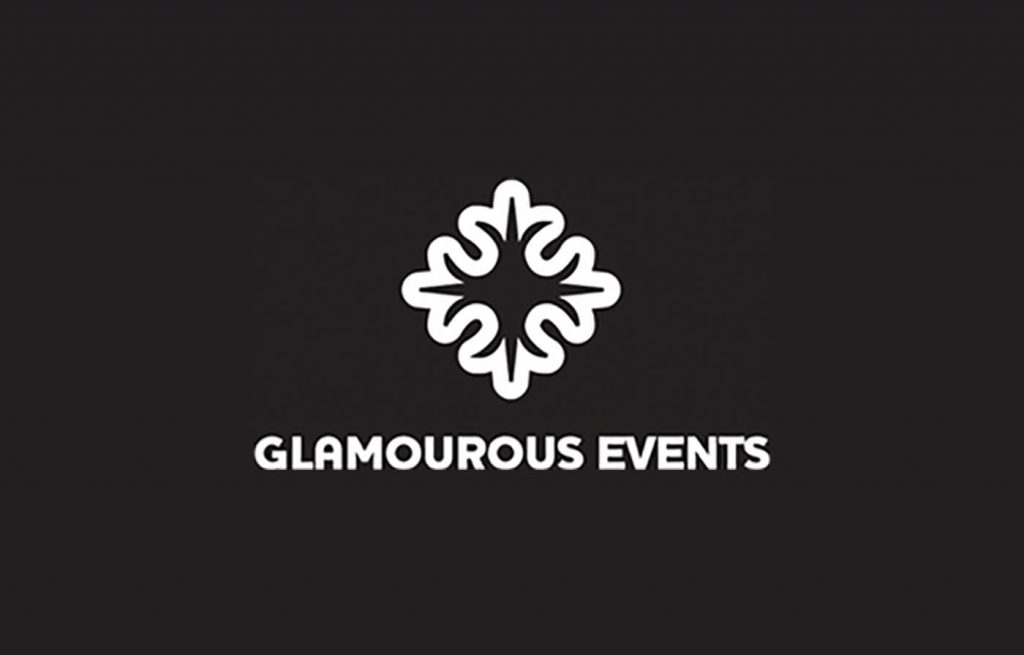 Glamourous Events logo