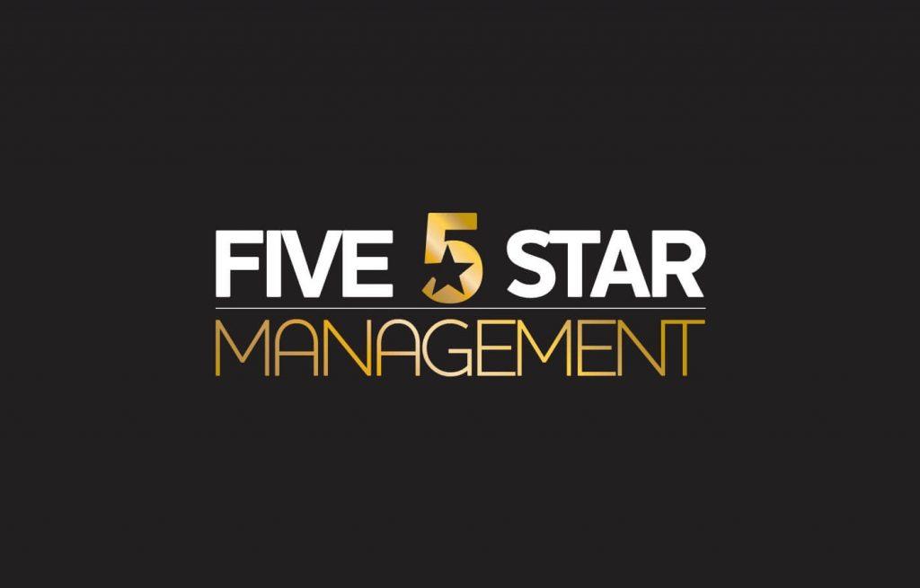5 star management logo