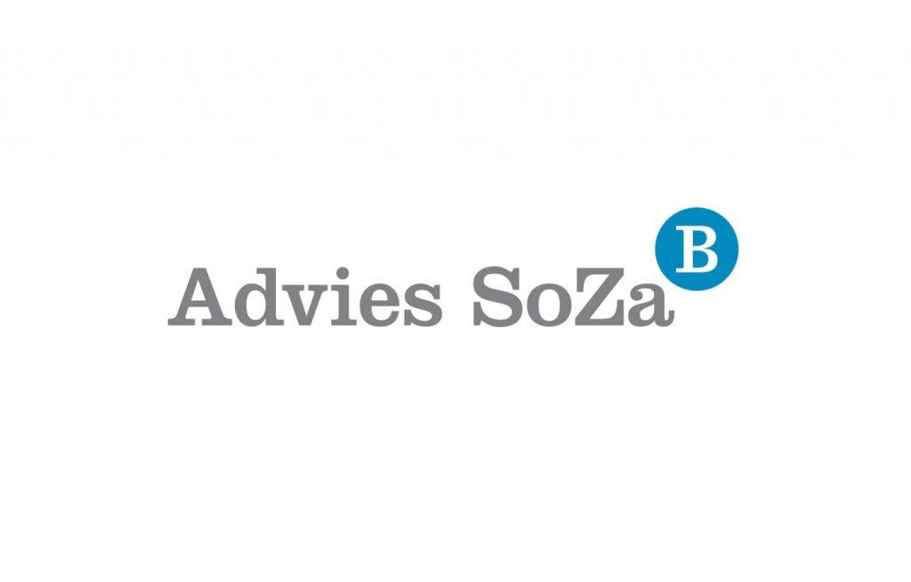 Advies SoZa B logo