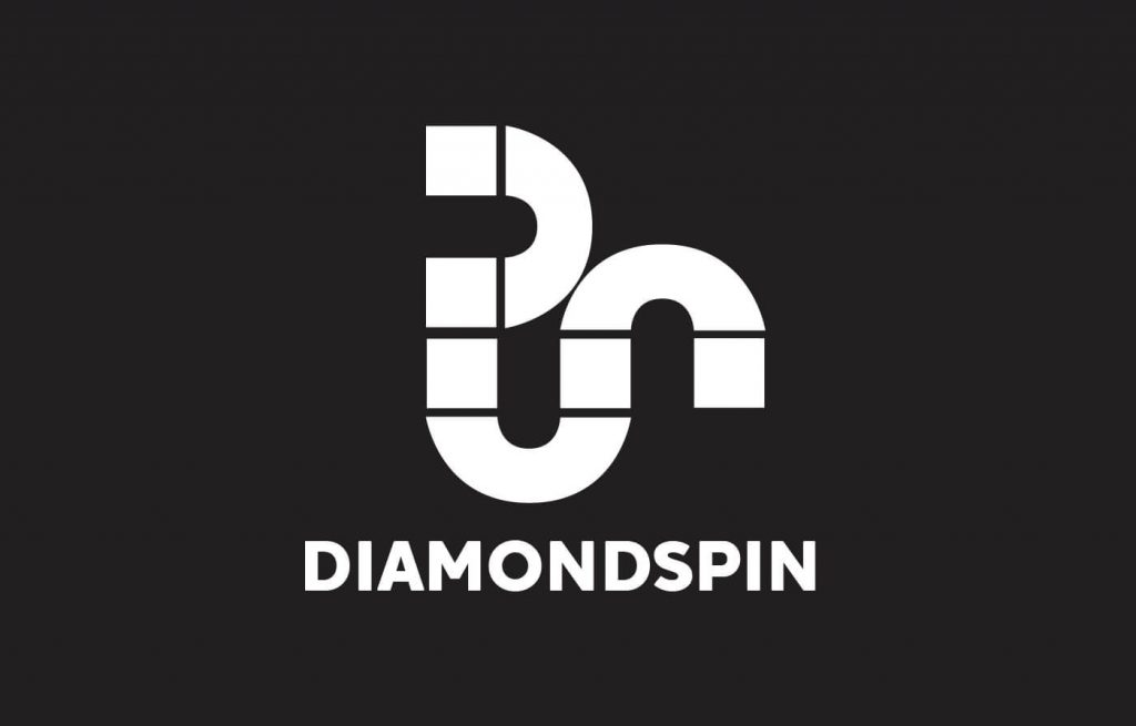 Diamondspin logo