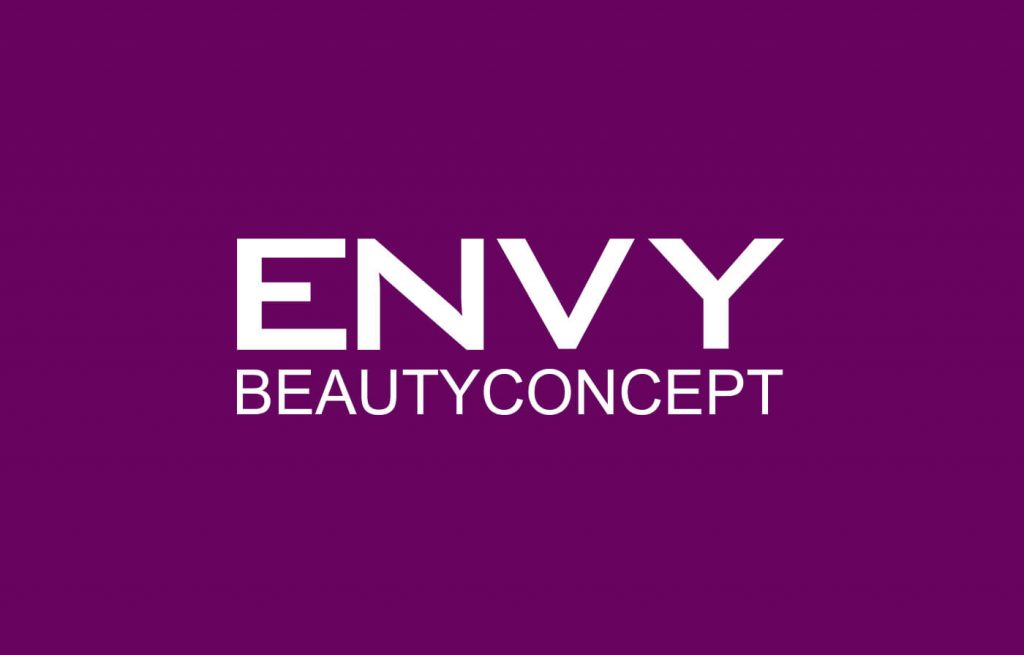 Envy Beauty Concept logo