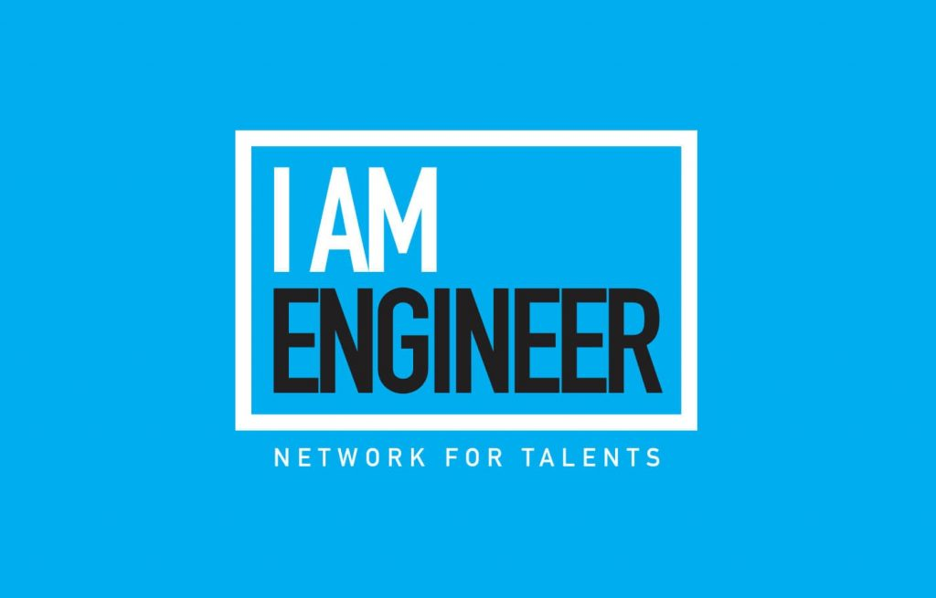 I AM Engineer logo