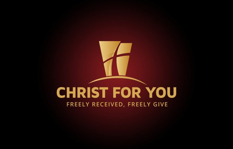 Christ For You logo